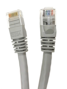 Category 6 UTP RJ45 Patch Cable Beige - 10 ft