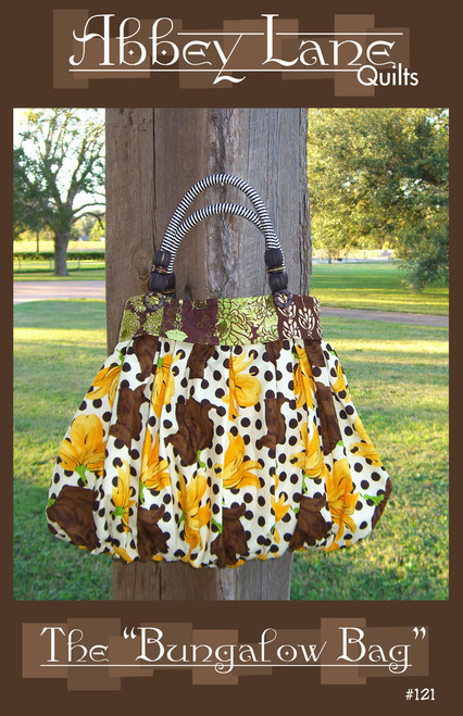 Bungalow Bag  #121
