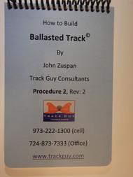Ballasted Track Pocket Handbook - #32 Paper