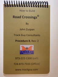 Build Road Crossings Pocket Handbook - #32 Paper