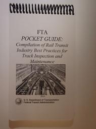 FTA Track Safety Pocket Handbook - #32 Paper