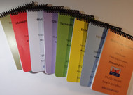 Entire Pocket Handbook Set 1-8 - #32 Paper