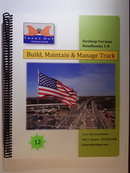 Entire Set of Desktop Handbooks 1-8 - #32  Paper Full Color