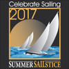 2017 Summer Sailstice Women's V-Neck Tri-Blend Cotton T-Shirt
