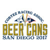 SALE! CRA Beer Cans San Diego 2017 Women's Wicking Long Sleeve Shirt (Customizable)