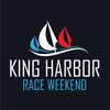 King Harbor Race Weekend Women's Fleece Vest (CUSTOMIZABLE)