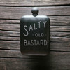 The Salty Old Bastard Perdition Flask