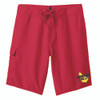 SALE! Mount Gay® Rum Sailing Board Shorts (Red)