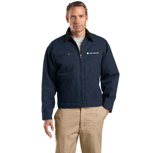 ASI Controls Duck Cloth Work Jacket by CornerStone®