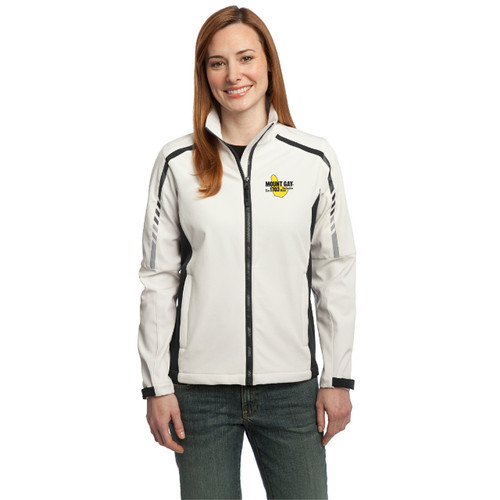 Mount Gay® Rum Women's Embark Soft Shell Jacket by Port Authority®