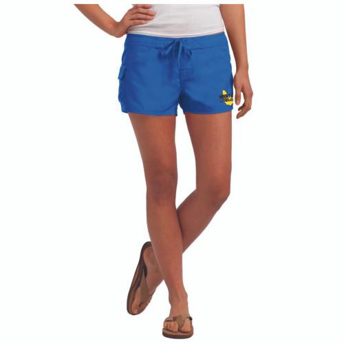 Mount Gay® Rum Girl's Board Shorts (Royal)
