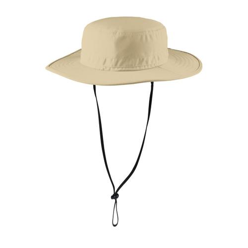 Wide Brim UPF 30+ Hat