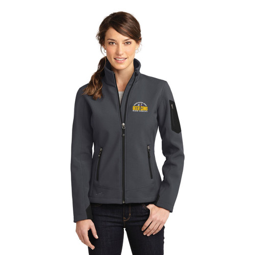 CRA Beer Cans San Diego Women's Ripstop Soft Shell by Eddie Bauer® (CUSTOMIZABLE)
