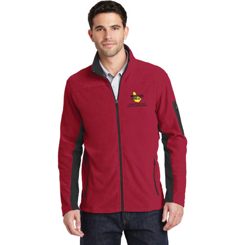 Mount Gay® Rum Block Island Race Week 2017 Men's Summit Fleece Jacket