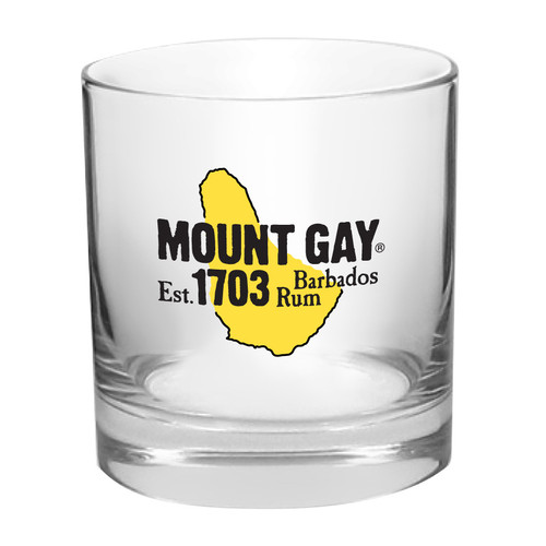 Mount Gay® Rum Rocks Glass