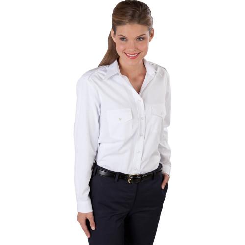Edwards Women's Long Sleeve Navigator Shirt