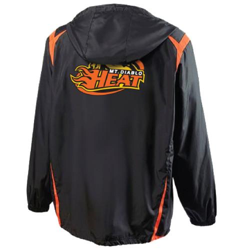 Mt. Diablo Heat Track Warmup Jacket