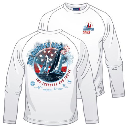 SALE! Border Run 2 Wicking Shirt
