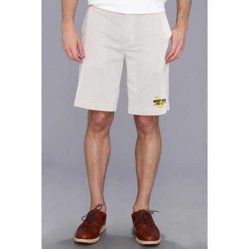Mount Gay® Rum Cotton Seersucker Shorts by Izod