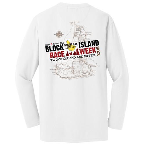 Mount Gay® Rum Block Island Race Week 2015 Wicking Shirt