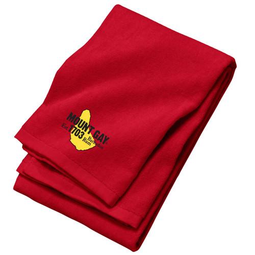 """Mount Gay® Rum Beach Towel (35"""" x 62"""")"""