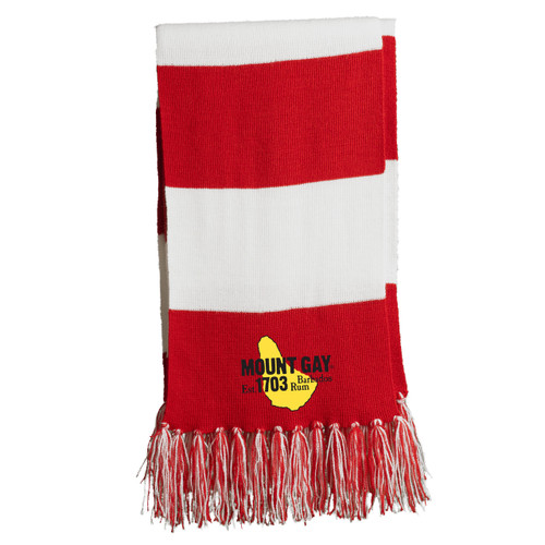 Mount Gay® Rum Striped Scarf