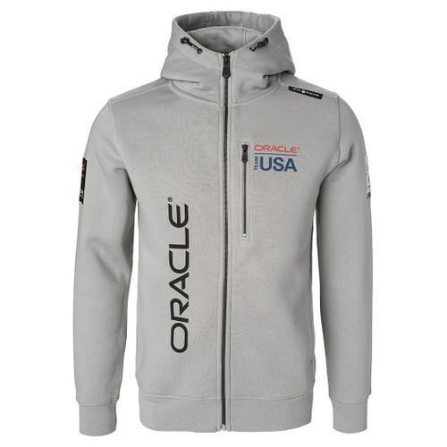 SALE! Oracle Zip Hoodie (Gray)
