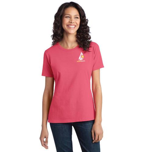 SALE! 2016 Summer Sailstice Women's Crew T-Shirt