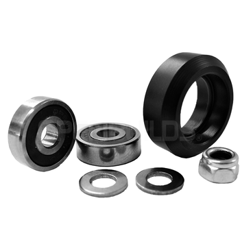 Solid V Wheel™ Kit