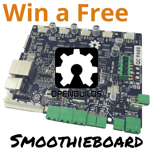 WIN a Free Smoothieboard!