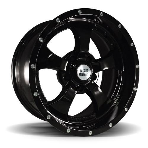 "Gloss Black 17x9"" Wheel"