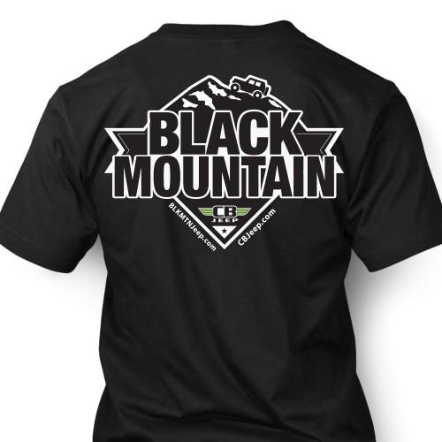 Life Rocks Tee - Black