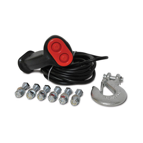 Controller for winch.