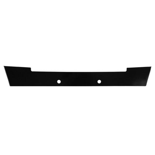 Front Tube Bumper Filler Plate