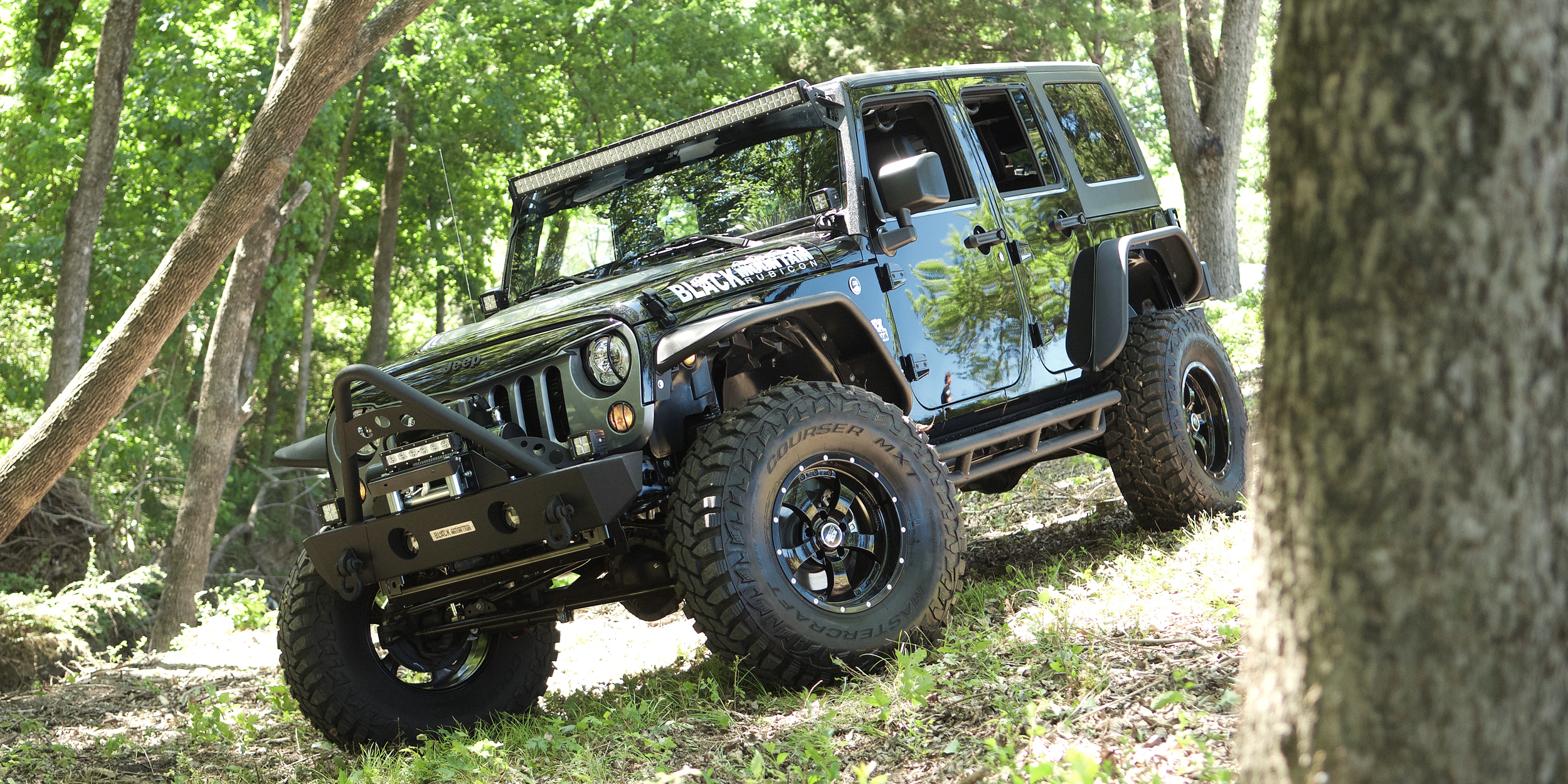 Black Mountain Jeep