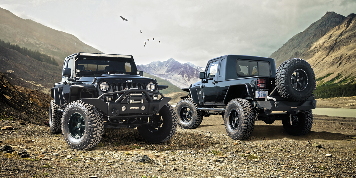 Black Mountain Jeep