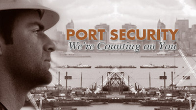 Port Security: We're Counting On You