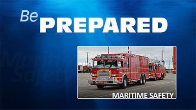 Be Prepared: Maritime Safety