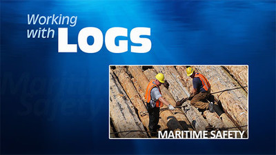 Working With Logs: Maritime Safety