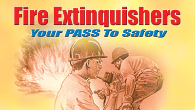 Fire Extinguishers: Your PASS To Safety