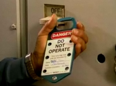 Lockout/Tagout: Real, Real-Life®