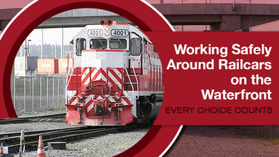 Working Safely Around Railcars On The Waterfront: Every Choice Counts
