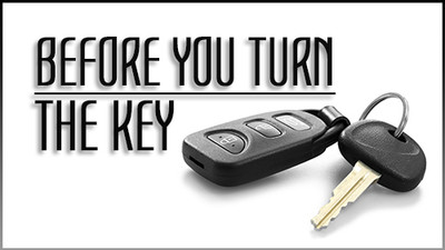 Before You Turn The Key