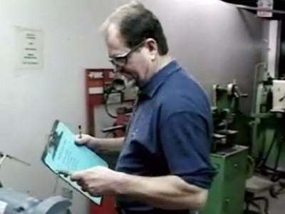 Basic Machine Technology: Safety Procedures & Guidelines