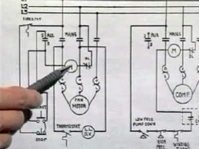 Mechanical Electrical Control Systems: Creating Schematics