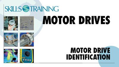 Motor Drives: Motor Drive Identification