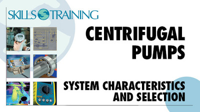 Centrifugal Pumps: System Characteristics & Selection