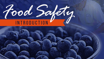 Food Safety: Introduction