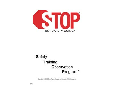 STOP® for Each Other Observation Checklist