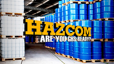 HazCom: Are You GHS Ready?